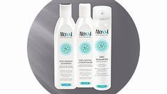 AKCE OBJEM a suchý šampon Aloxxi 300/300/203ml