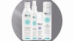 Set pro péči o mastné vlasy ALOXXI