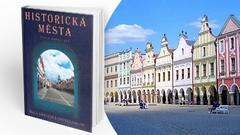 KNIHA - HISTORICKÁ MĚSTA | SLEVA 42 %