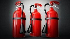 Práškový hasicí př.| doprava a kontrola zdarma