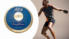 ATE DISK - COMPETITION BLUE 1,25 kg | SLEVA 28 %