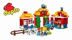 LEGO DUPLO - STÁJ | SLEVA 500 KČ