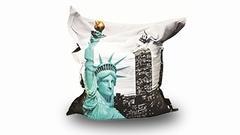 SEDACÍ PYTEL - NEW YORK | SLEVA 62 %