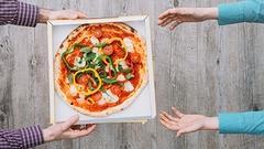 ITALSKÁ PIZZA | ROZVOZ PO SLANÉM ZDARMA