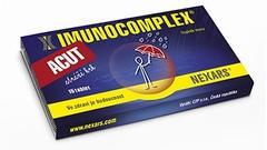 IMUNOCOMPLEX ACUT 15 TABLET | SLEVA 15 %