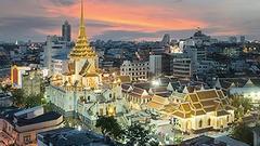 LEVNÉ LETENKY - PRAHA - BANGKOK | AKČNÍ CENY