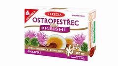 TEREZIA OSTROPESTŘEC + REISHI | SLEVA 21 %