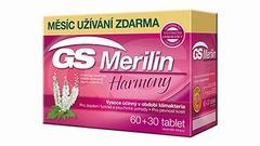GS MERILIN HARMONY 60+30 TABLET   SLEVA 14 %