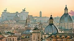 ŘÍM, VESUV, POMPEJE, NEAPOL | SLEVA 20 %