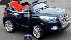 ELEKTRICKÉ AUTO - RALLYE QUATRO ČERNÉ | SLEVA 14 %