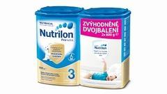 NUTRILON 3 2x800 G AKČNÍ BALÍČEK | SLEVA 9,1 %
